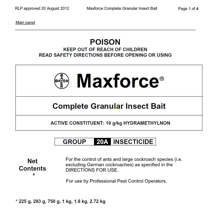 Maxforce-Complete-Product-Label