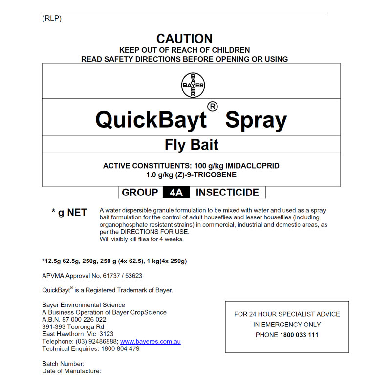 QuickBayt-Spray-Product-Label