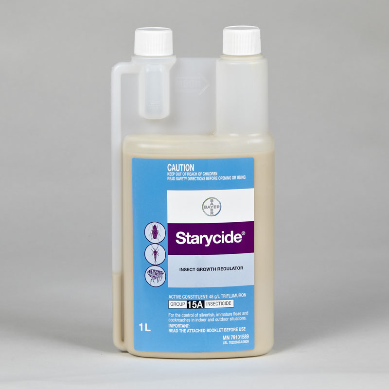 starycide insect growth regulator