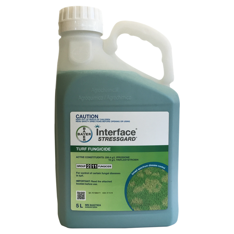 Interface Turf Fungicide - Turf Management - Bayer