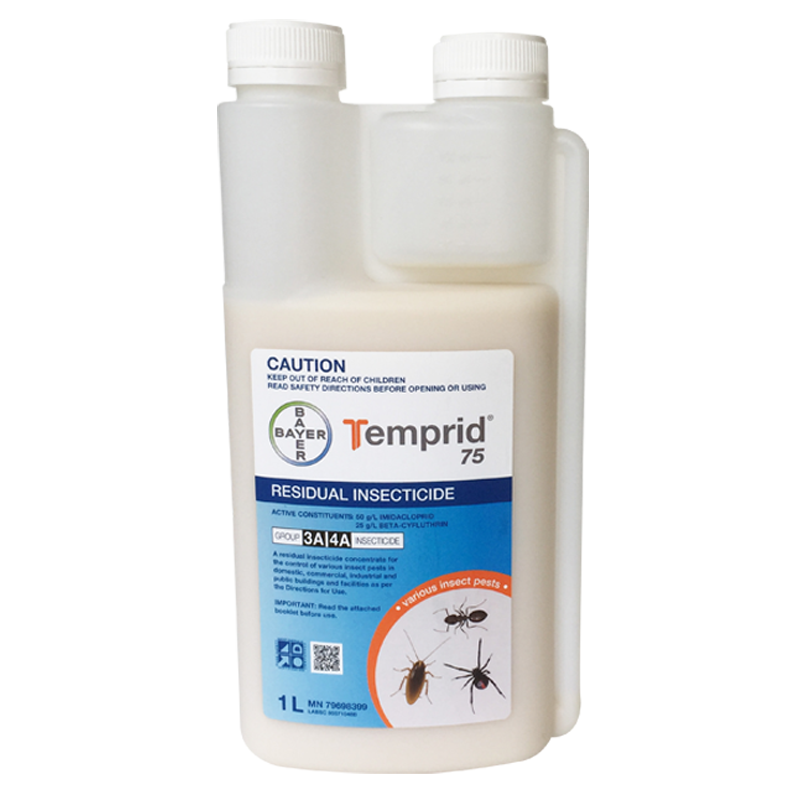 temprid75 general insecticide