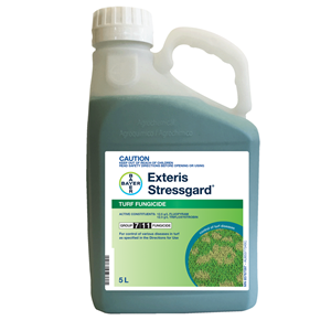 Exteris Stressgard Turf Fungicide by Bayer