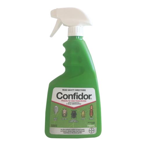 confidor ready to use insecticide for home gardens