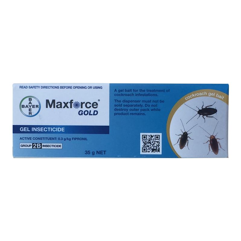 Maxforce Gold Cockroach Gel from Bayer
