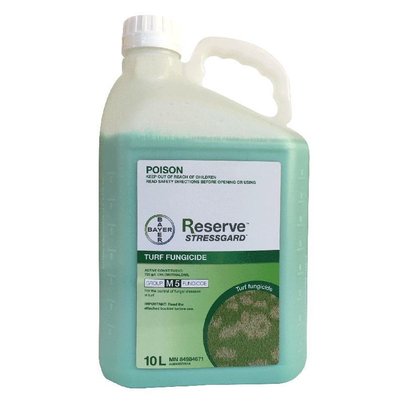 Reserve Fungicide with Stressgard technology