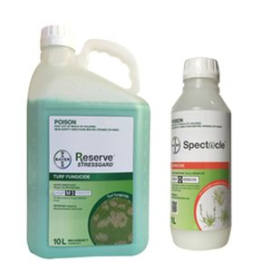 specticle herbicide and reserve fungicide from Bayer