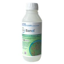 Banol® Turf and Ornamental Systemic Fungicide